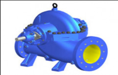 SCT Axially Split Case Pumps by Kirloskar Brothers Limited