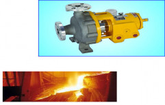 Slurry Pump For Metal Industry by Jay Ambe Engineering Co.