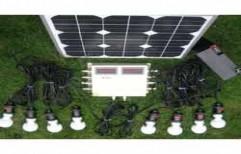 Solar Home Light System by Macro Solar System