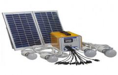 Solar Home Lighting System by Sunrise Technology
