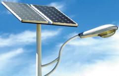 Solar Panel Street Light by AVK Solutions