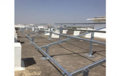 Solar Panel Structure by Milan Sour Urja Kendra