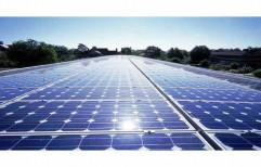 Solar Power Plant by Agsunwin Energy Pvt. Ltd.