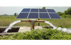Solar Submersible Pump by Solis Energy System