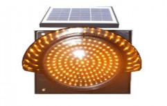 Solar Traffic LED Blinker by RayyForce