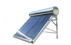 Solar Water Heater by Indium Projects Private Limited