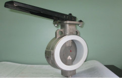 Stainless Steel Butterfly Valve by Energy Economics