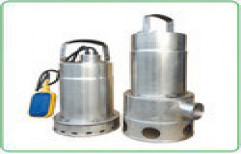 Stainless Steel Sewage Pump by Oswal Pumps Limited
