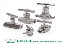 Swagelok Needle Valves by Excel Metal & Engg Industries