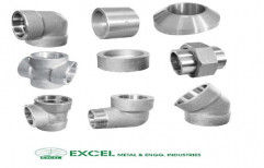 Threaded Forged Fittings by Excel Metal & Engg Industries