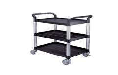 Tray Rack Trolley by Sanipure Water Systems