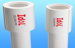 UPVC Submersible Column/Riser/Drop Pipes by Idol Plasto Private Limited