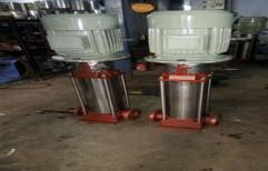 Vertical Multi Stage Pumps by Jay Bajarang Engineering & Services