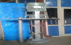 Vertical Pumps for Molten Lead by SMS Pump & Engineers