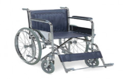 Wheel Chair(Model No - E-101) by Chamunda Surgical Agency