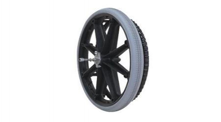 Wheel Chair Rotating Wheel by Jeegar Enterprises