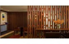 Wooden Partition by Royal Enterprises