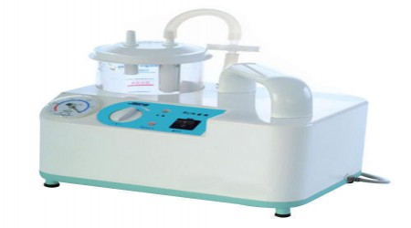 7E A Port Table Suction Machine by S.G.K. Pharma Company