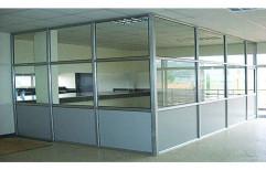Aluminium Partition Service by Alkraft Decorators Private Limited