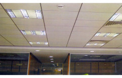 Armstrong False Ceiling Tiles by S. R. Ceiling Solution & Interiors
