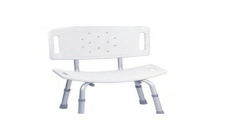 Back Support Bath Bench by Jeegar Enterprises
