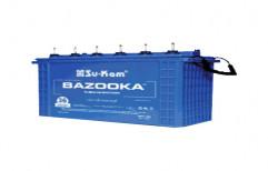 Bazooka Tubular Battery by S.K.Distributor