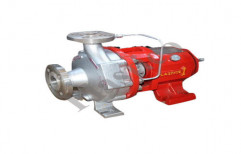 Centrifugal Pump With Open Impeller by Plastico Pumps