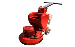 Concrete Floor Polishing Machine by Nipa Commercial Corporation