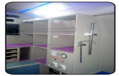 Critical Care Cabinet by Mediline Engineers