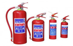 DCP Fire Extinguisher by Blazeproof Systems Private Limited