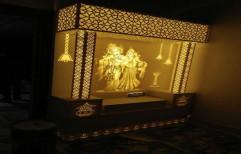 Decorative Corian Temple by Designo Crafts & Creations