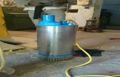 Dewatering Submersible pumps by Jay Bajarang Engineering & Services