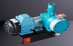 Diaphragm Type Metering Dosing Pump by Weltech Equipments Private Limited