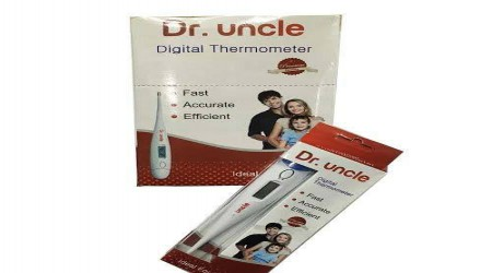 Dr. Uncle Digital Thermometer by Dayal Traders