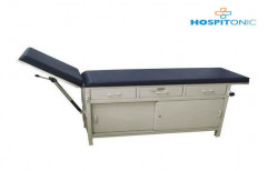Examination Table Cushioned Top by Ambica Surgicare