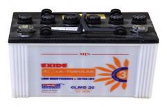 Exide Solar Battery by RayyForce