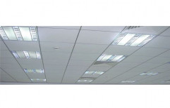 False Ceiling Grid by S. R. Ceiling Solution & Interiors