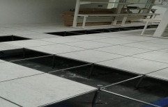 False Flooring Systems by S. R. Ceiling Solution & Interiors