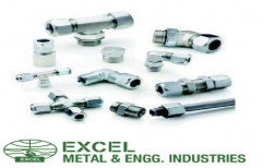Flareless Bite Type Fittings by Excel Metal & Engg Industries