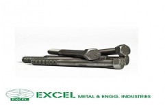 Foundation Bolt by Excel Metal & Engg Industries