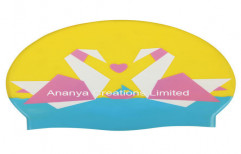 Funky Swim Cap for Summer by Ananya Creations Limited