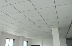 Grid Fall Ceiling Service by Alkraft Decorators Private Limited
