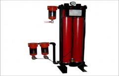 Heatless Air Dryer by Mediline Engineers