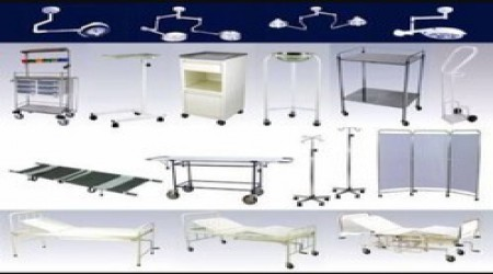 HOSPITAL  FURNITURE, HEARING AID & SURGICAL PRODUCT by Relief Surgical