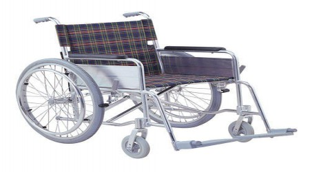 Hospital Wheelchair On Rent by Chamunda Surgical Agency