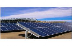 Hybrid Solar Power Plant by Shavik Traders Pvt. Ltd.
