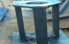 Hydraulic Machine  Holder by Creative Engineers