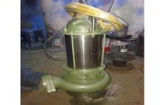 JB Sewage Pump by Jay Bajarang Engineering & Services