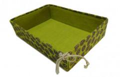 Jute Box by Sajj Decor