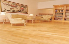 Laminated Wooden Flooring Services by Sajj Decor